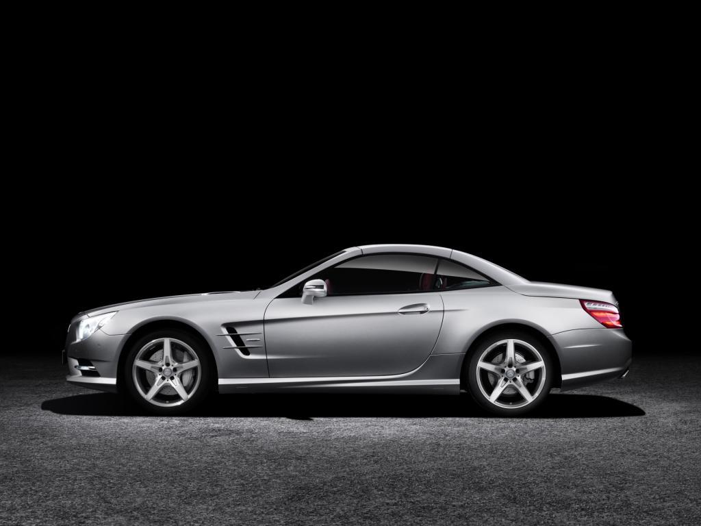 Mercedes SL 15