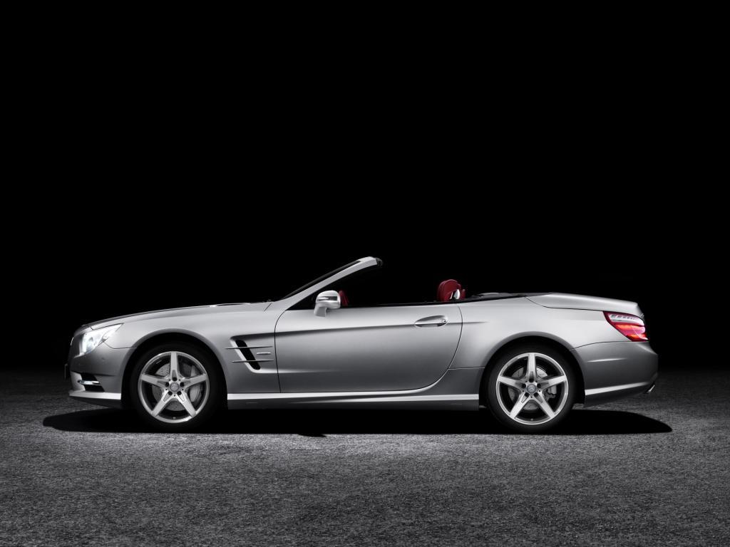 Mercedes SL 16