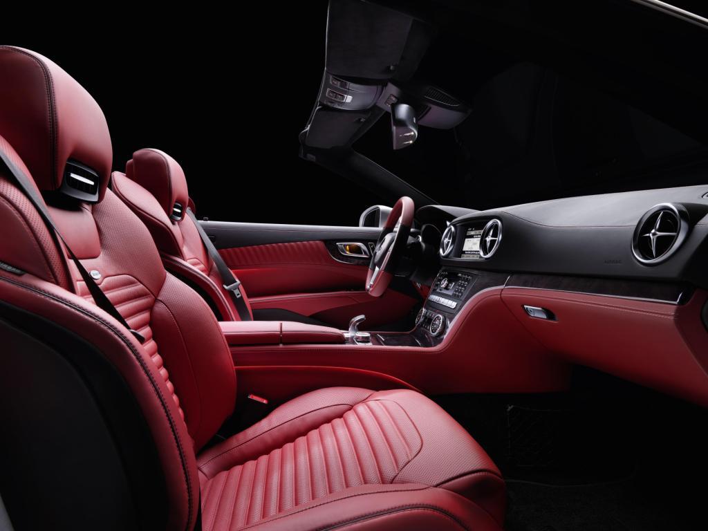 Mercedes SL 18