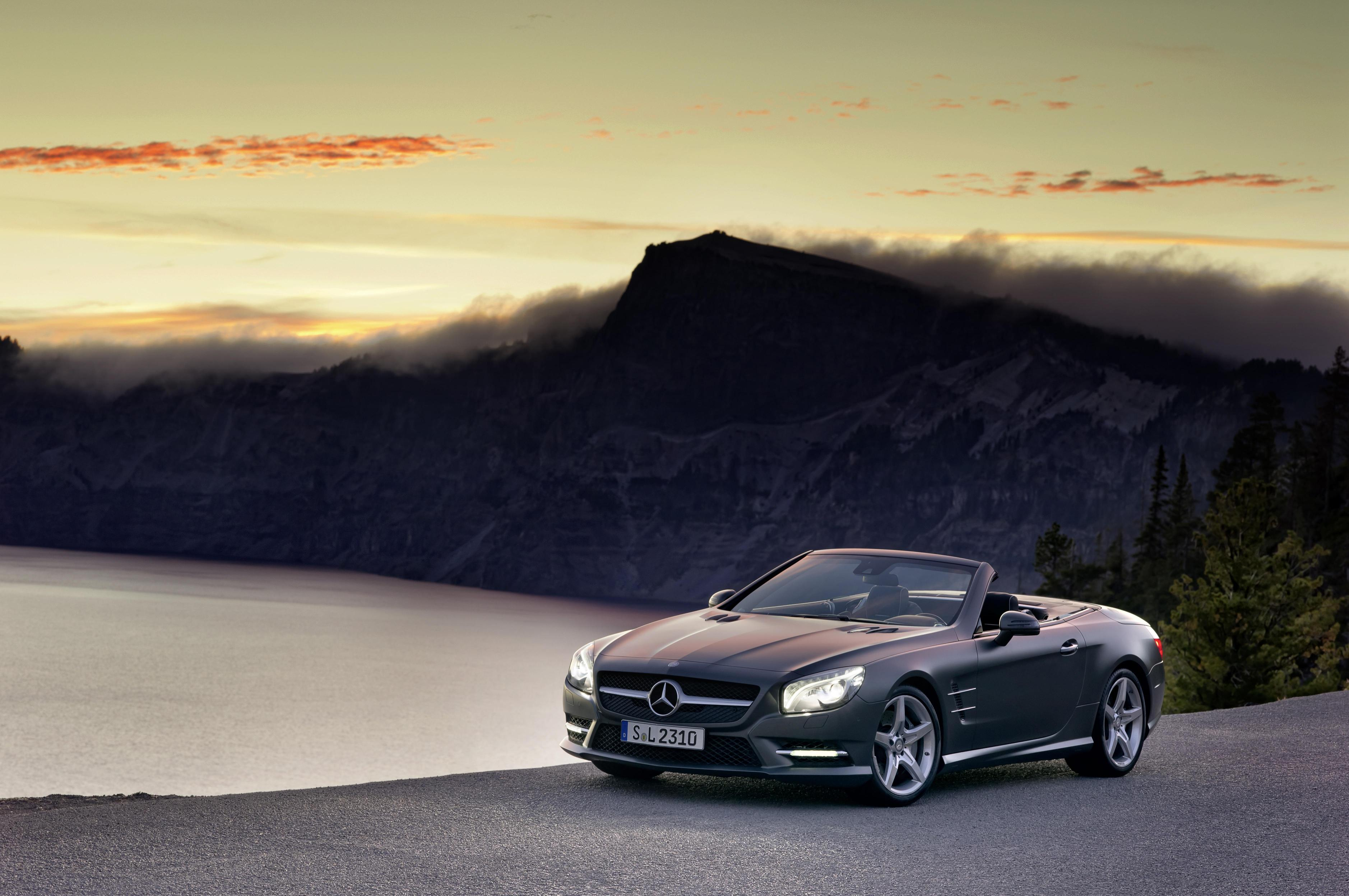 Mercedes SL 2