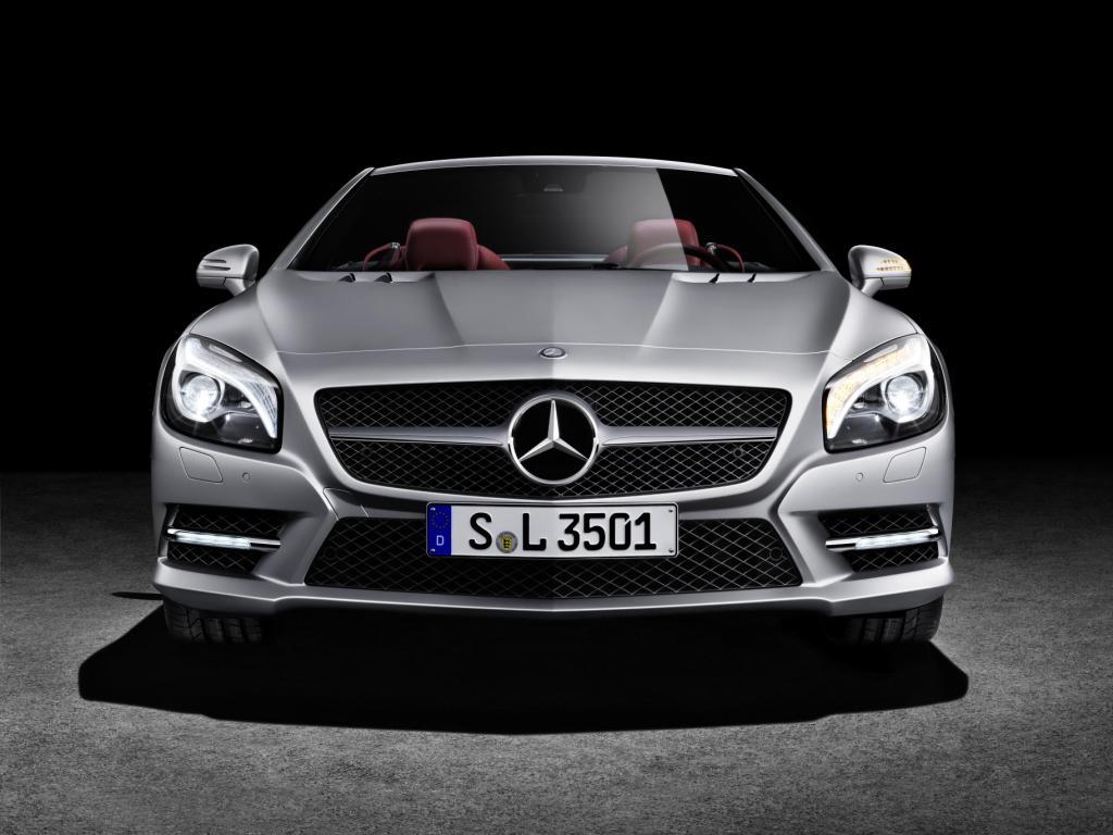 Mercedes SL 20