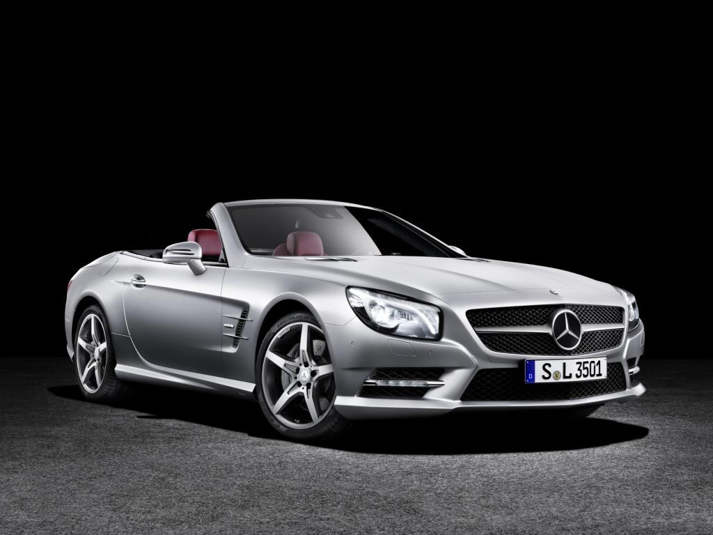 Mercedes SL 21