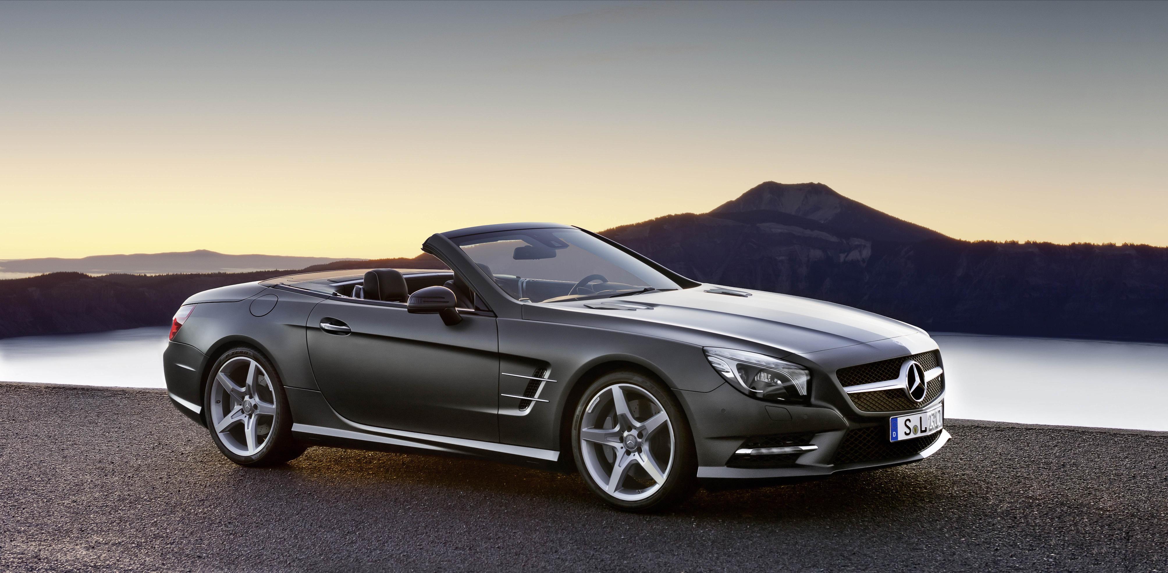 Mercedes SL 5