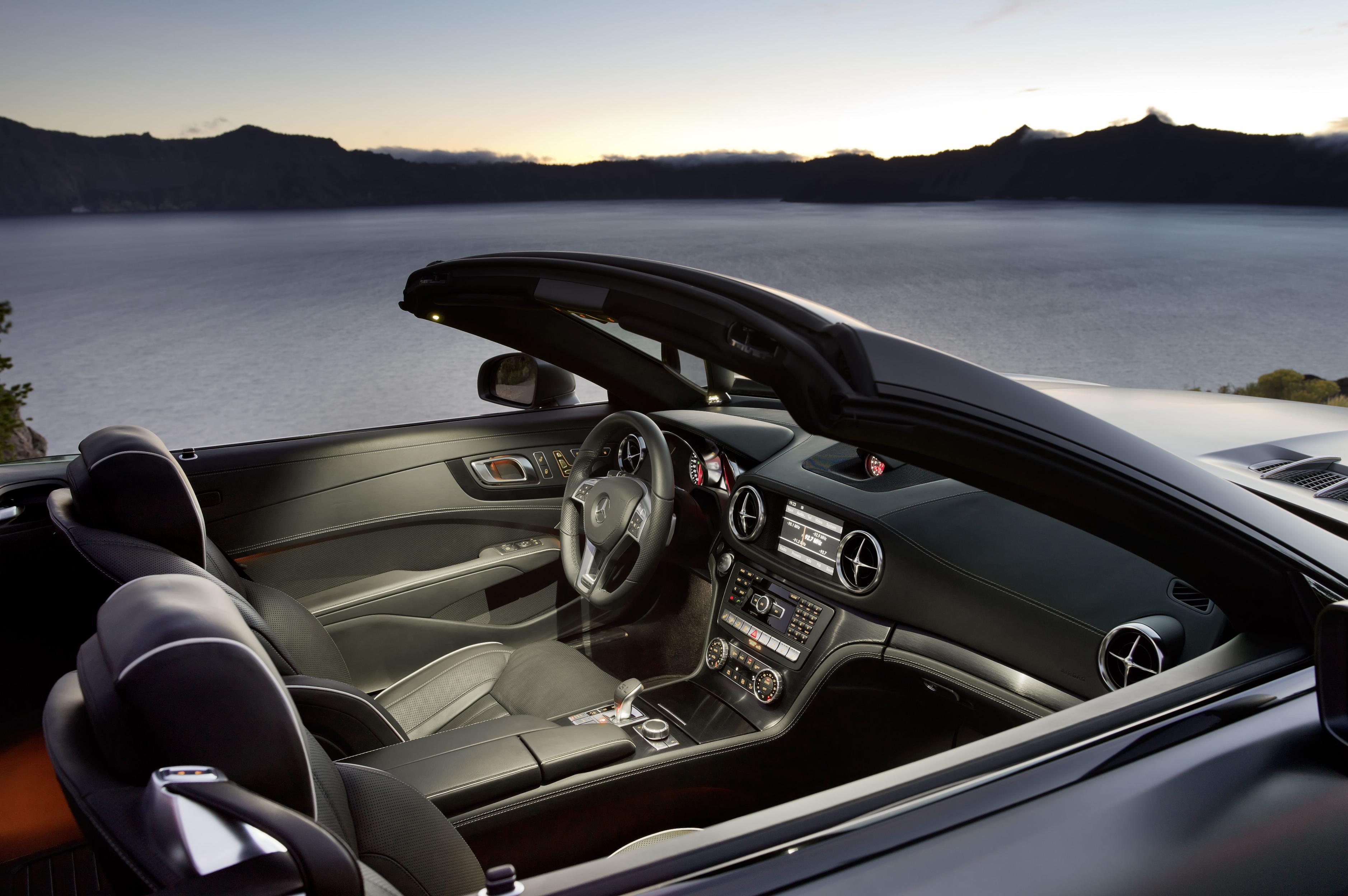 Mercedes SL 7