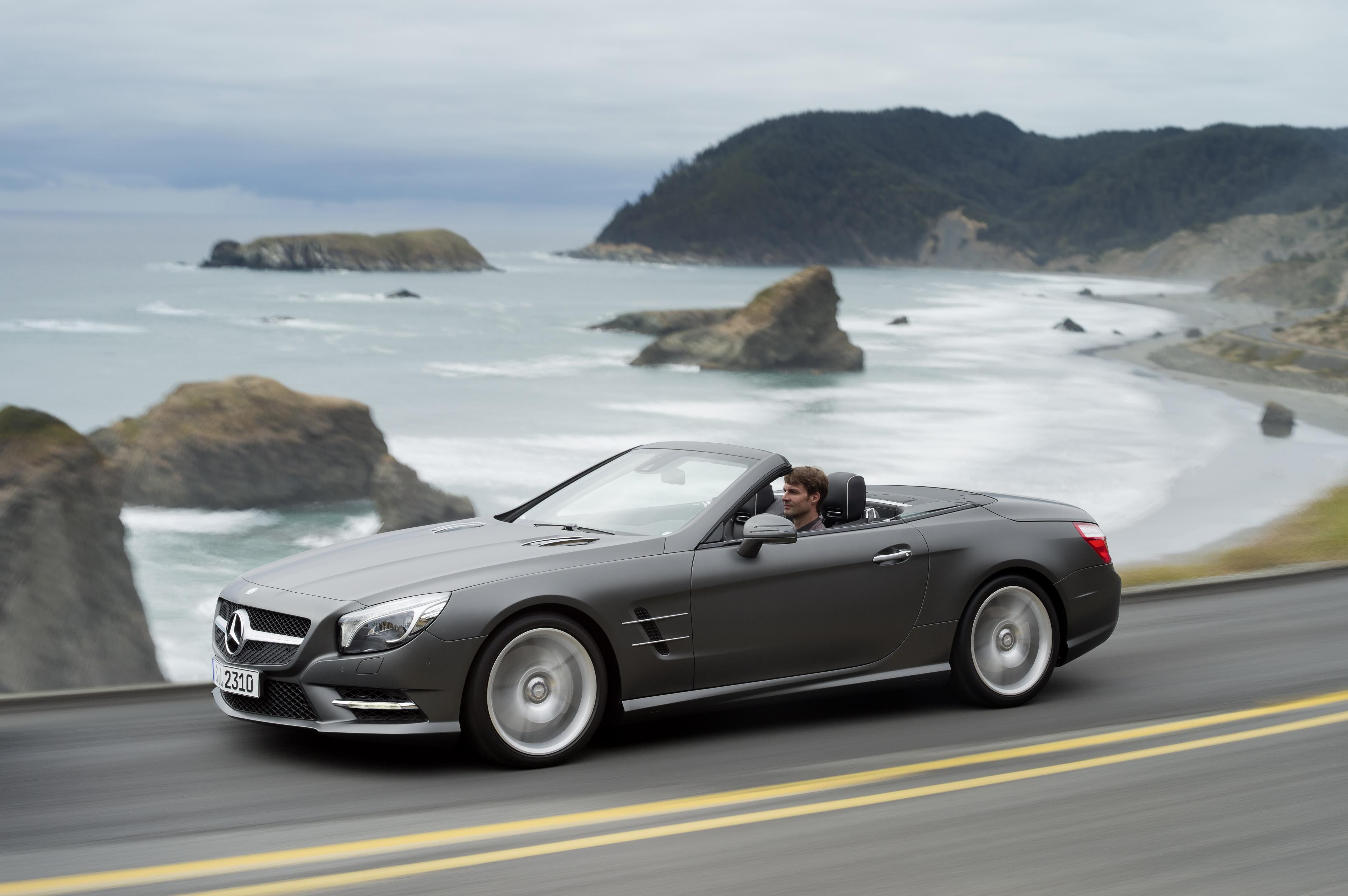 Mercedes SL 8