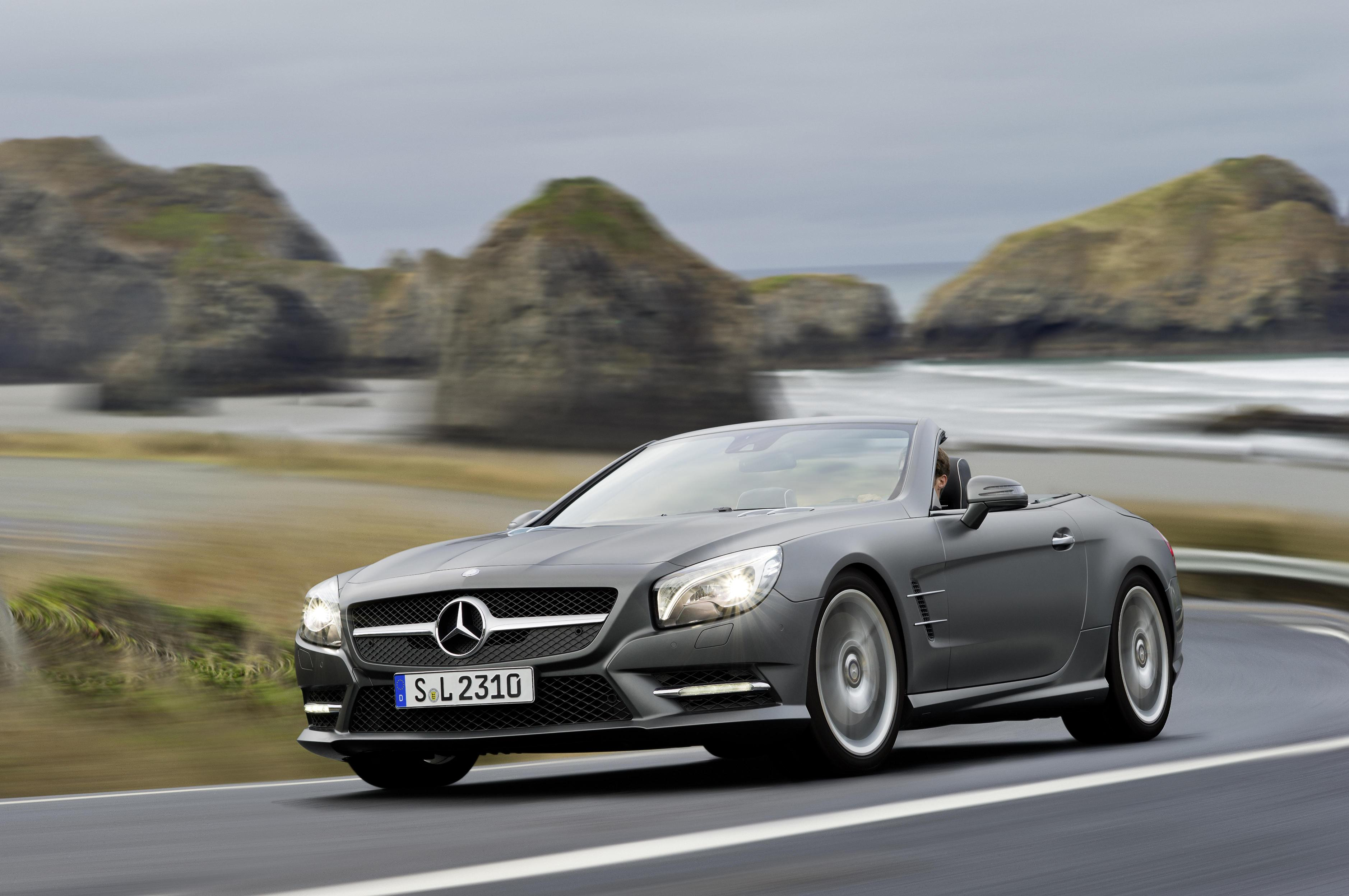 Mercedes SL 9