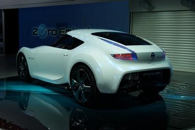 Nissan ESFLOW Concept Tokyo 2011
