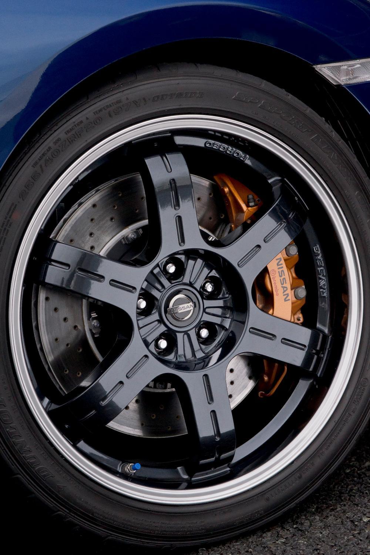 Nissan GTR Track Pack 3