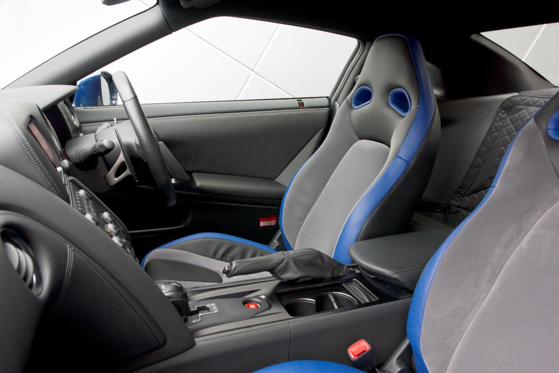 Nissan GTR Track Pack 4