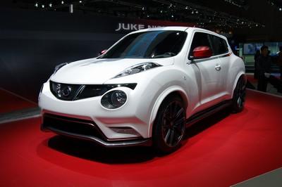 Nissan Juke Nismo Concept Tokyo 2011 (2)