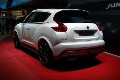 Nissan Juke Nismo Concept Tokyo 2011