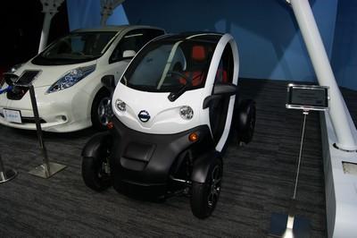 Nissan Mobility Concept Tokyo 2011 (2)