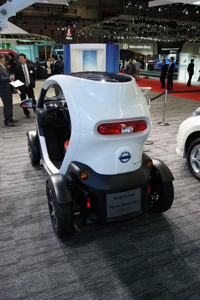 Nissan Mobility Concept Tokyo 2011