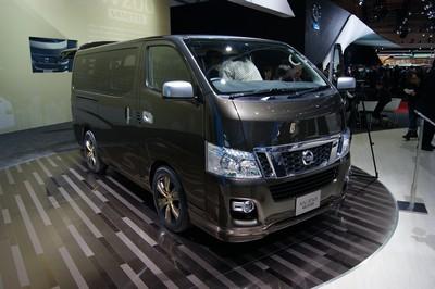 Nissan NV350 Tokyo 2011 (2)