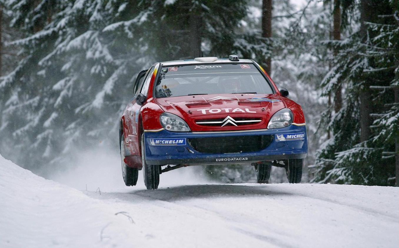Sébastien Loeb 1 - Sweden 2004