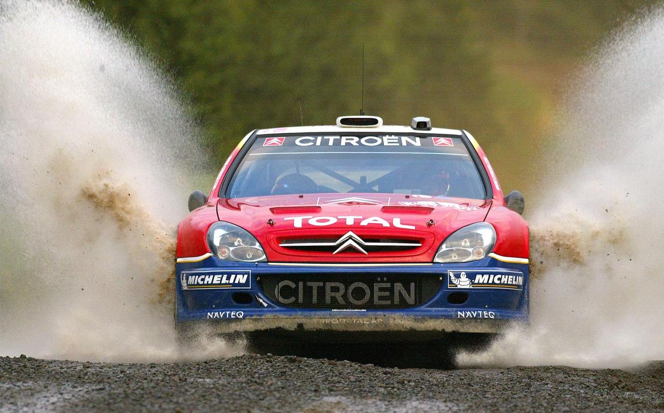 Sébastien Loeb 2 - Japan 2005