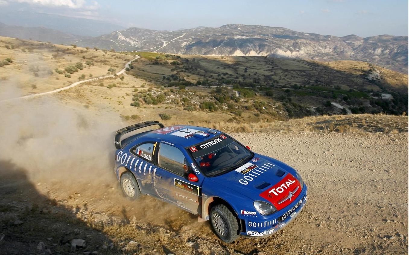 Sébastien Loeb 3 - Cyprus 2006