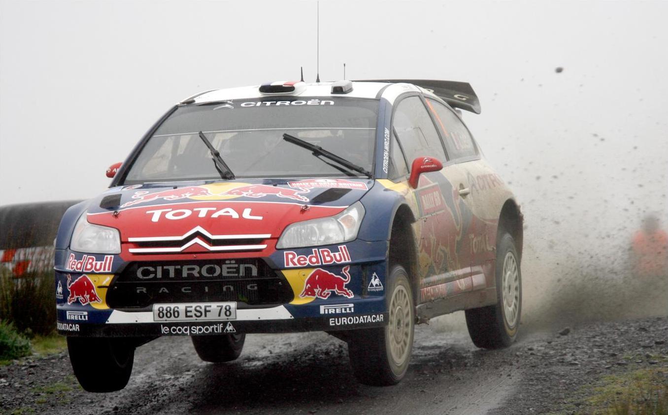 Sébastien Loeb 6 - Wales 2009