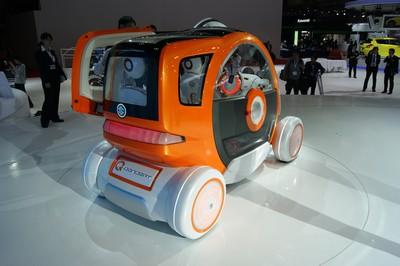 Suzuki Q Tokyo 2011 (3)