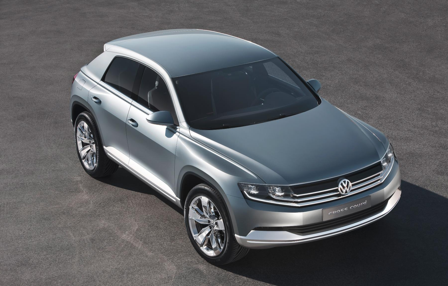 VW Cross Coupe Concept 2011 3