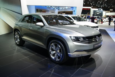 VW Cross Coupe