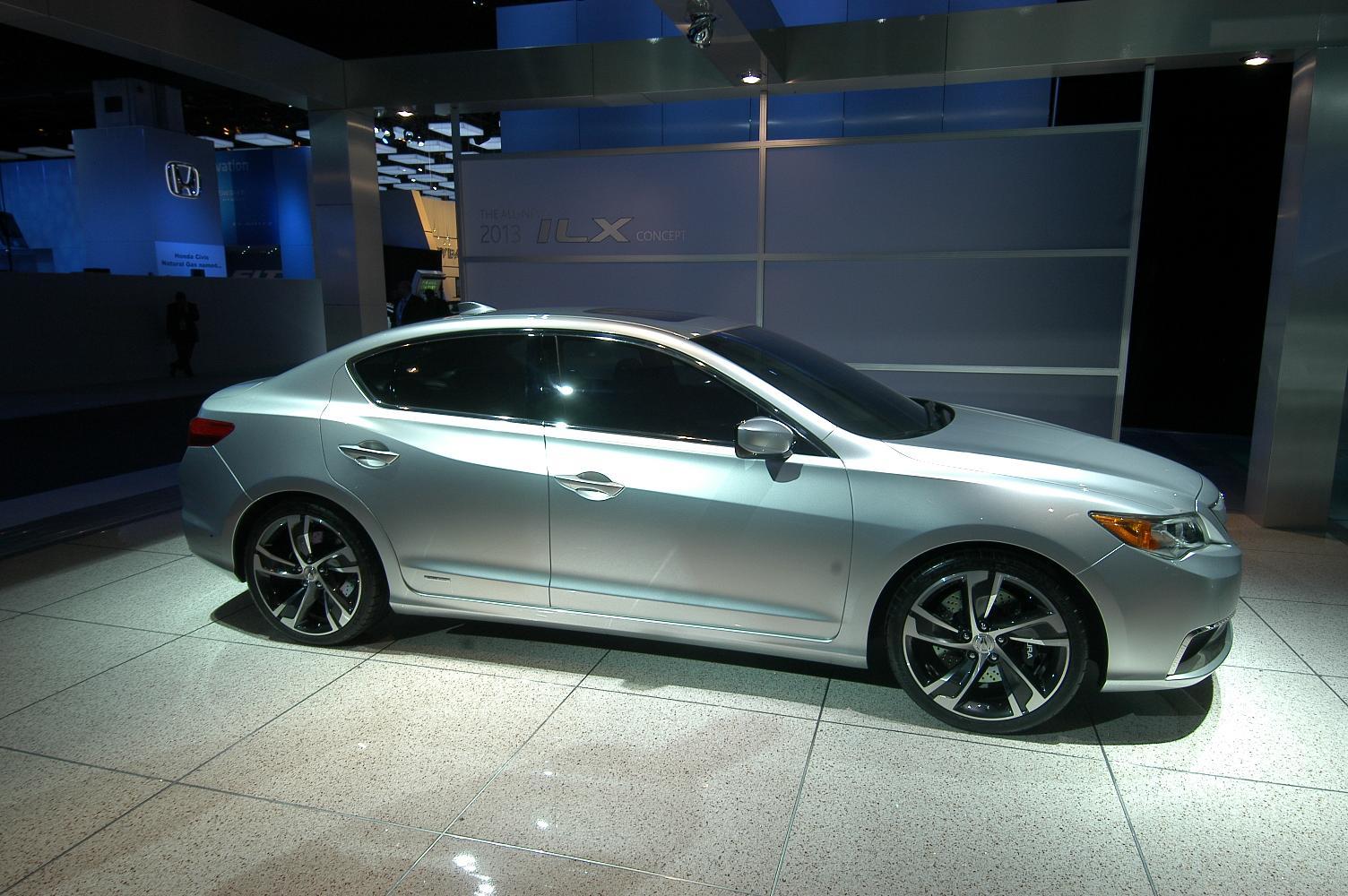Acura ILX 2