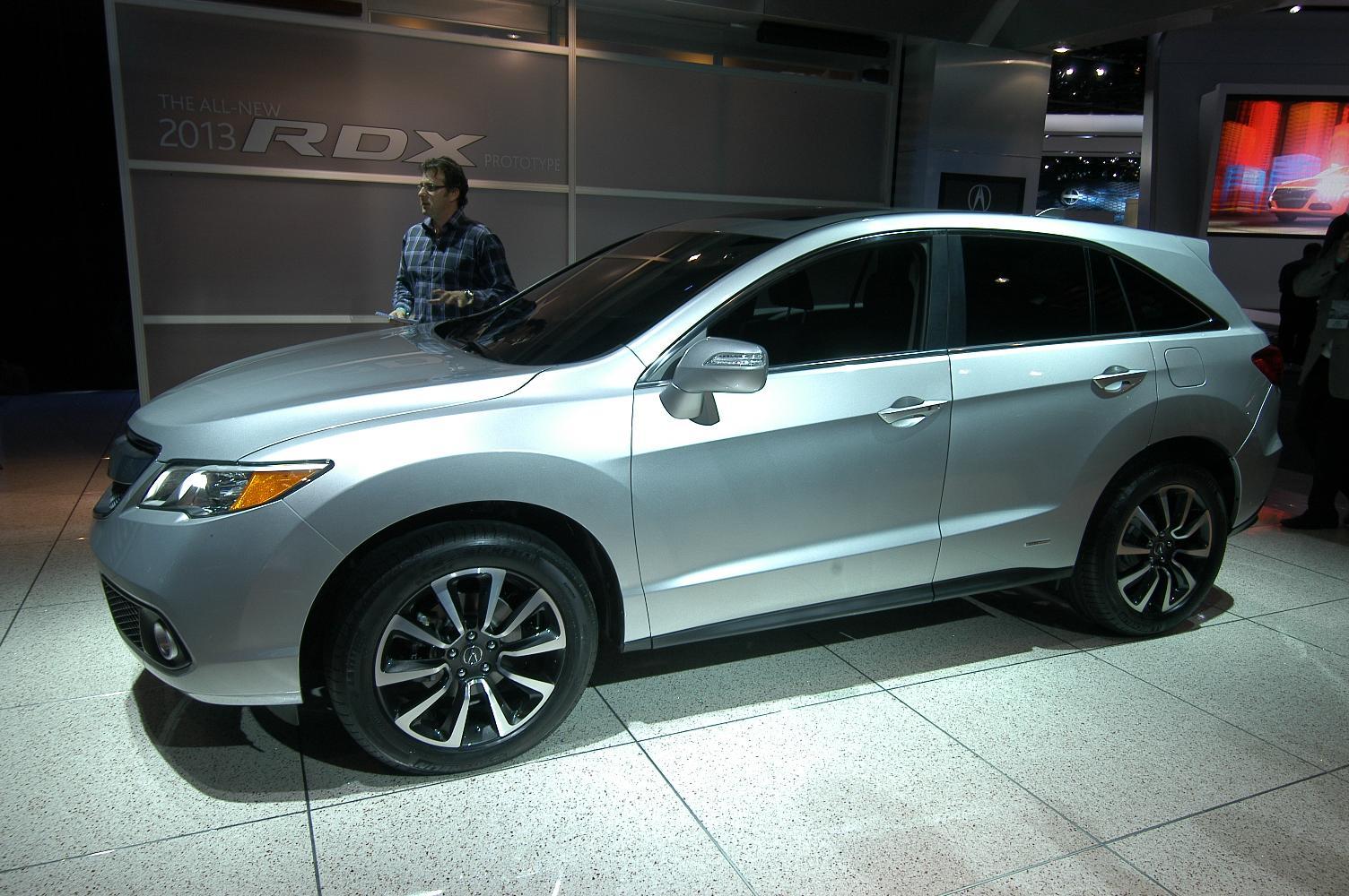 Acura RDX 2