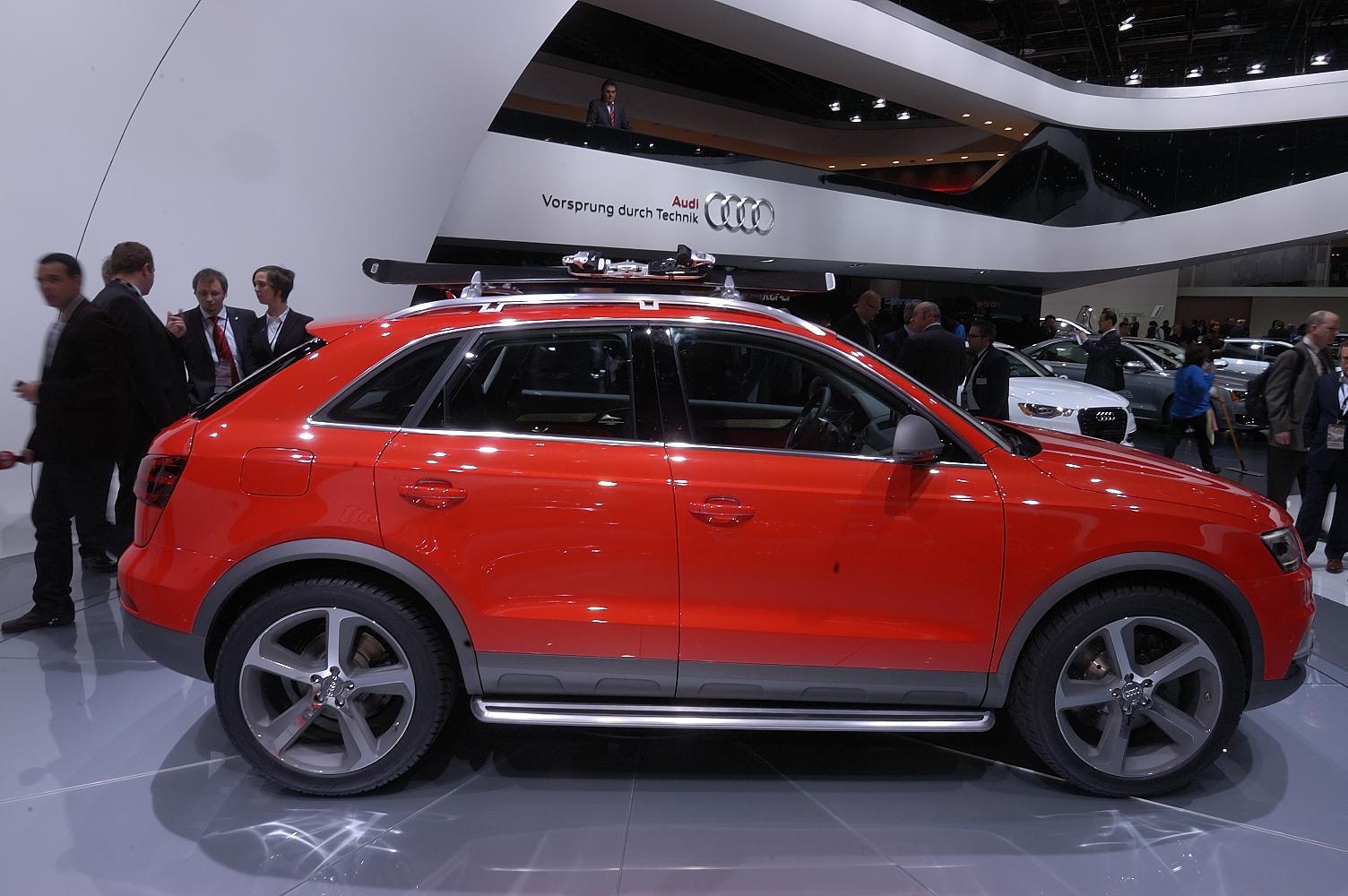 Audi Q3 Vail Concept 2