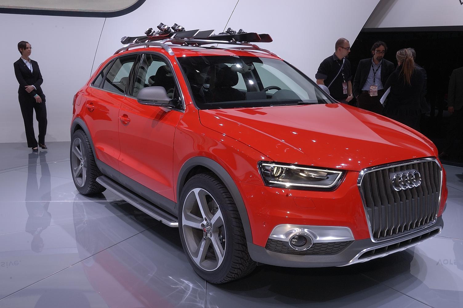 Audi Q3 Vail Concept 3