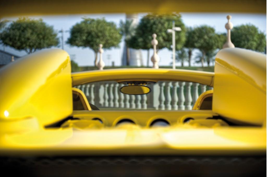Bugatti Veyron Grand Sport Yellow 7