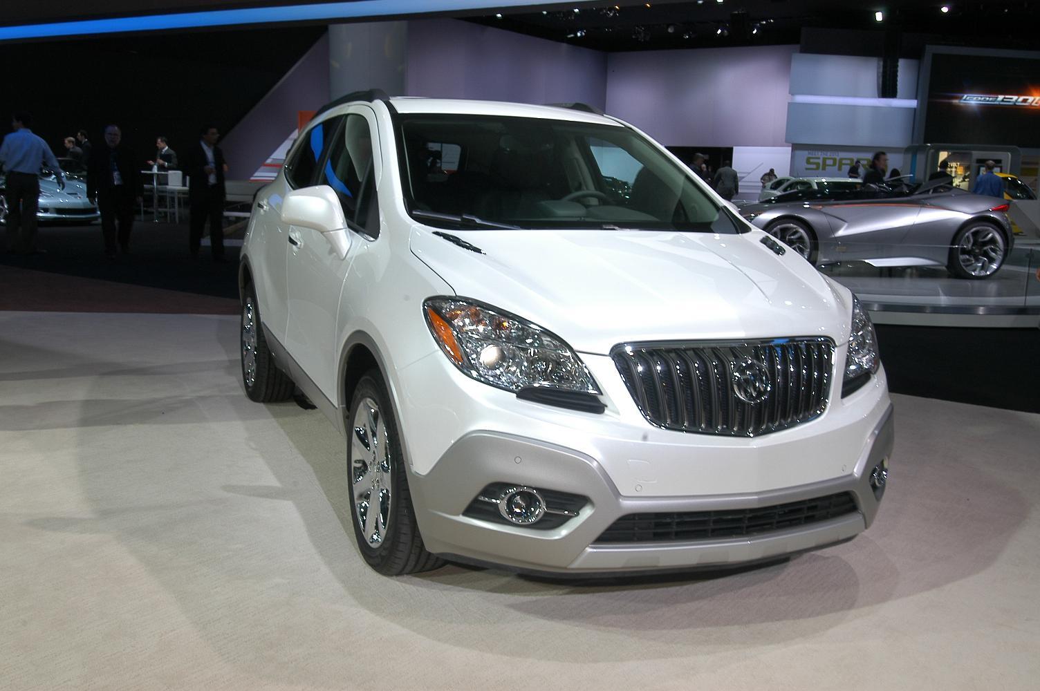 Buick Encore NAIAS 2012 6