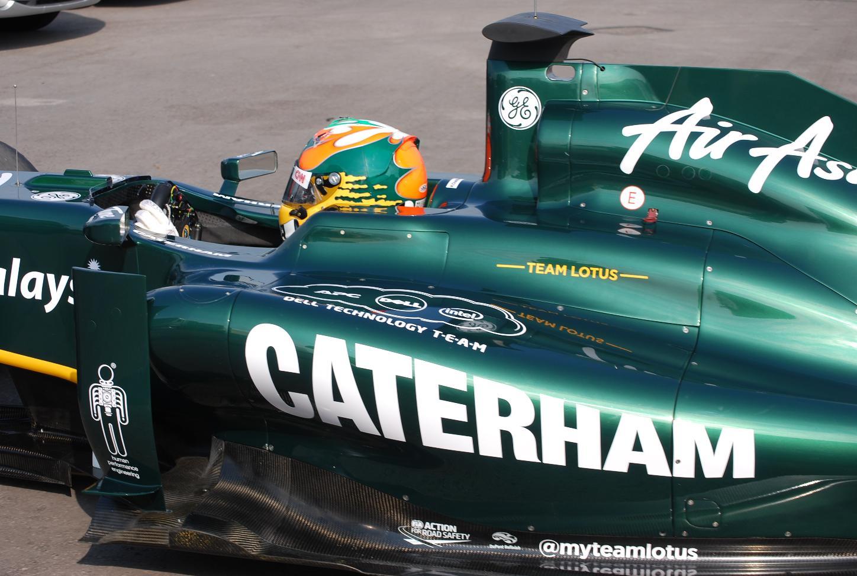 Caterham F1 2