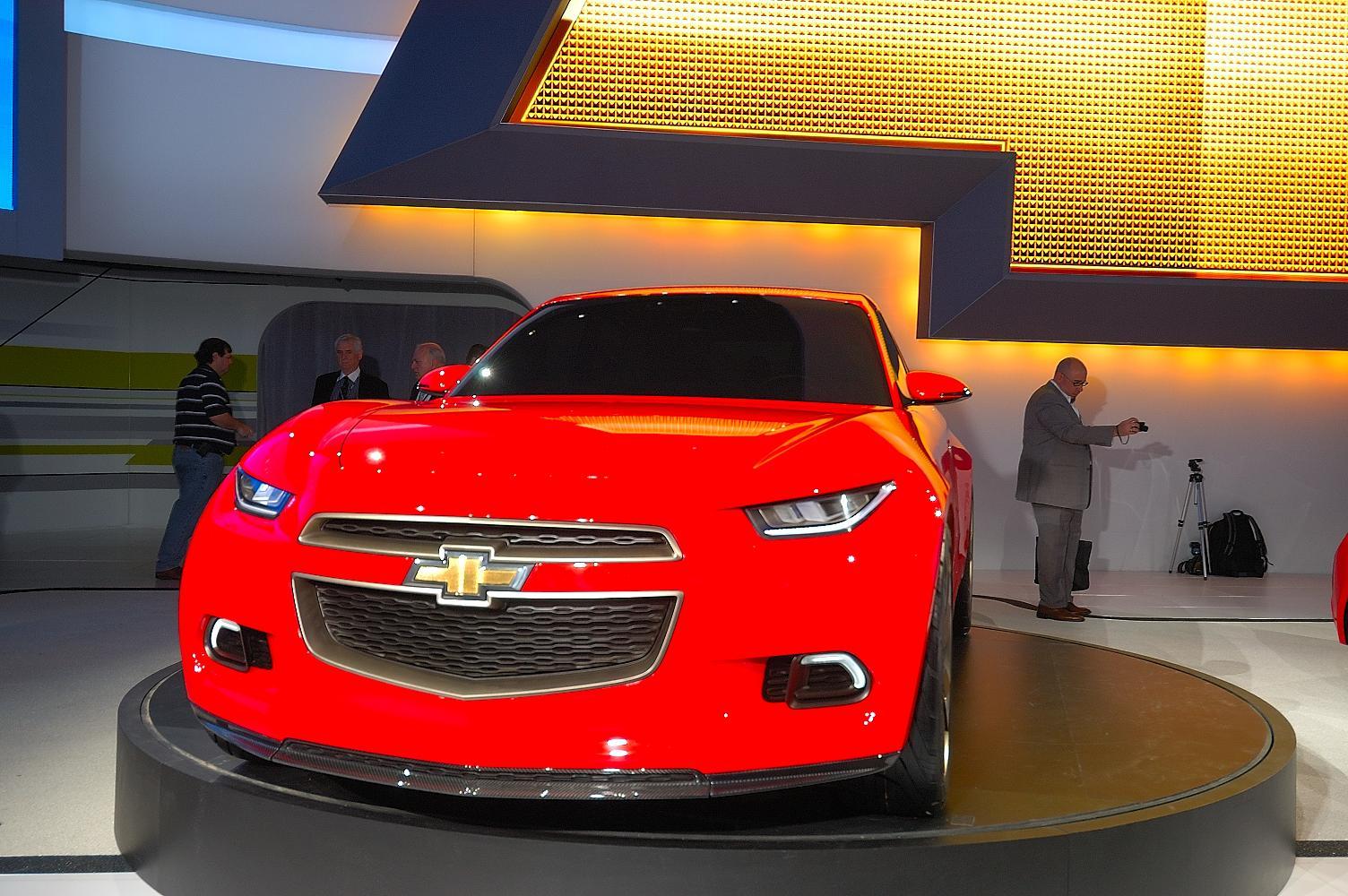 Chevrolet 130R Concept NAIAS 2012 5