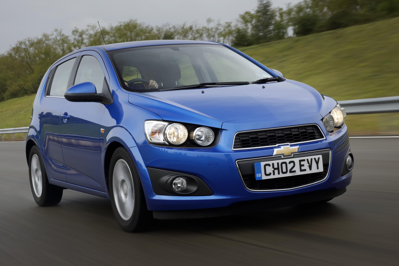 Chevrolet Aveo (14)