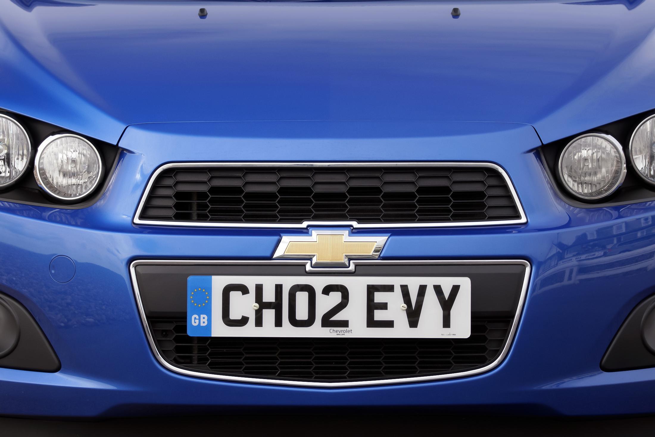 Chevrolet Aveo (24)