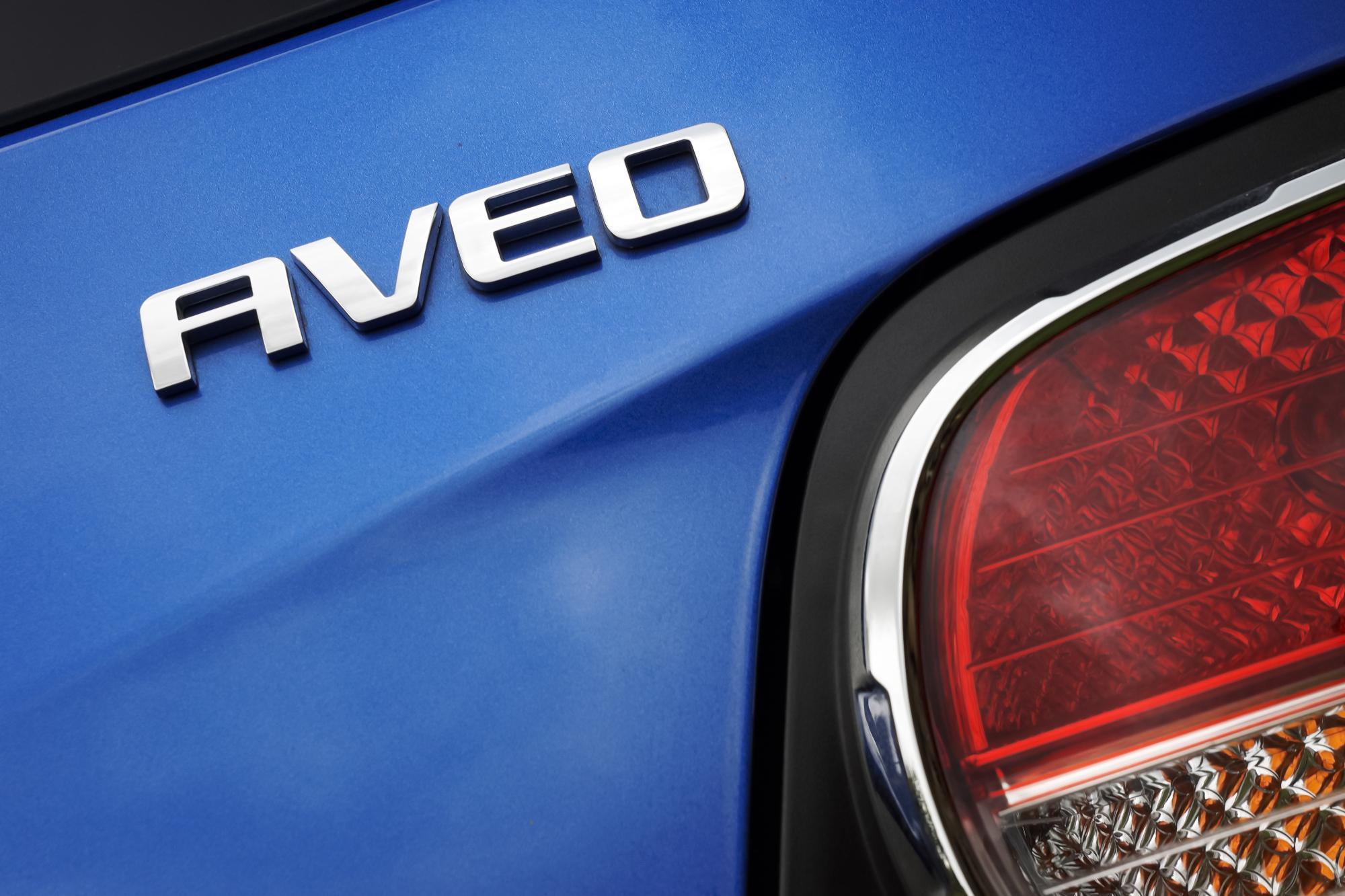 Chevrolet Aveo (9)