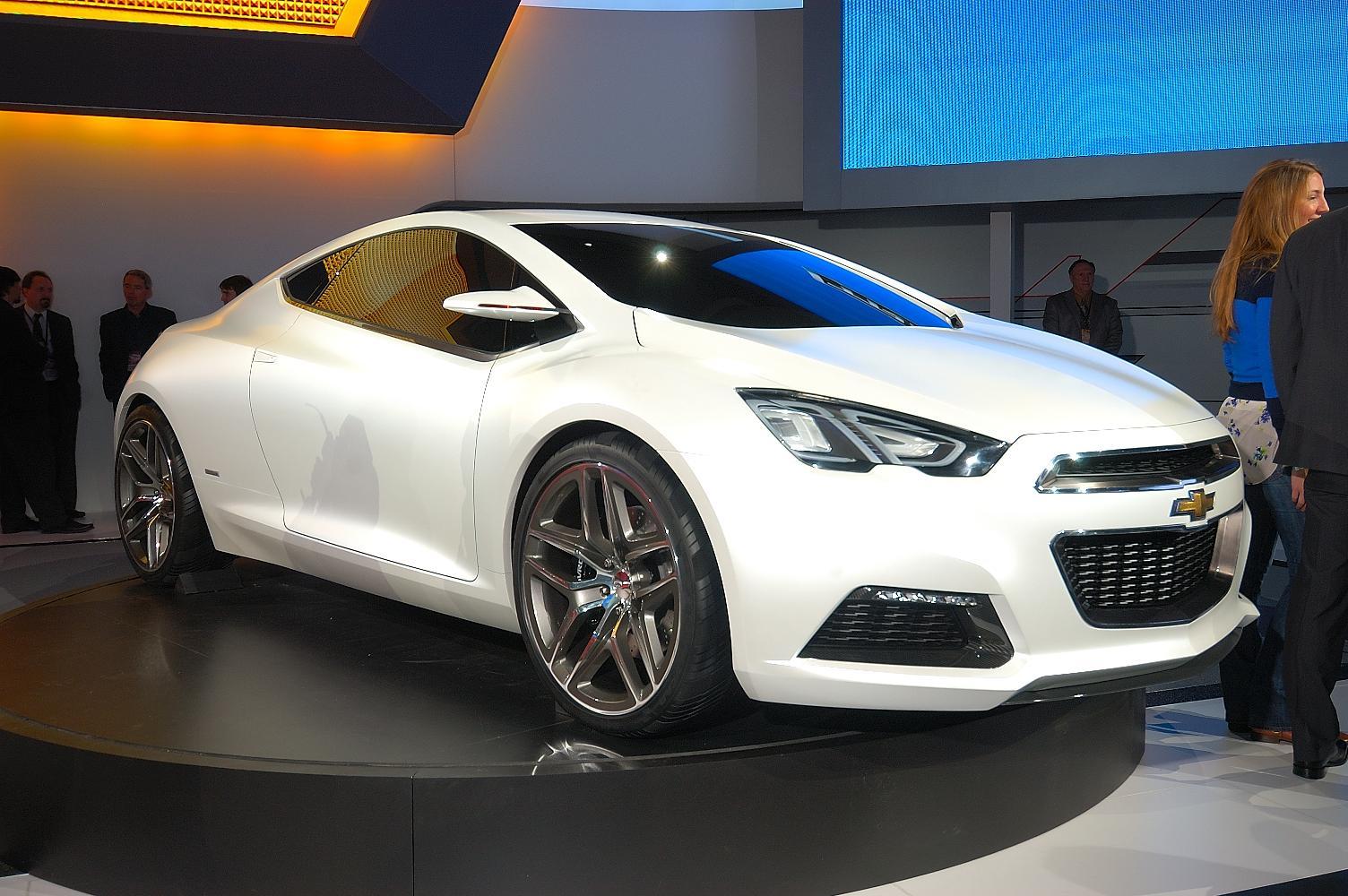 Chevrolet Tru 140S Concept NAIAS 2012 4