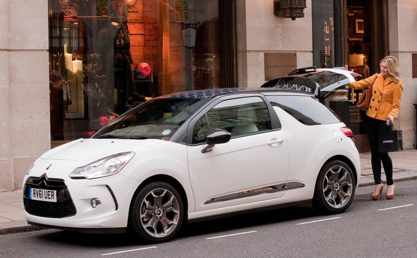 Citroen DS3 Ultra Prestige 2