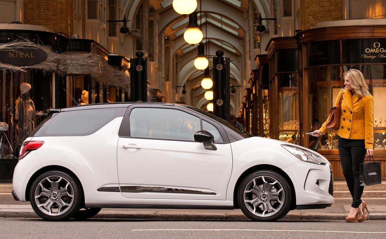 Citroen DS3 Ultra Prestige 3