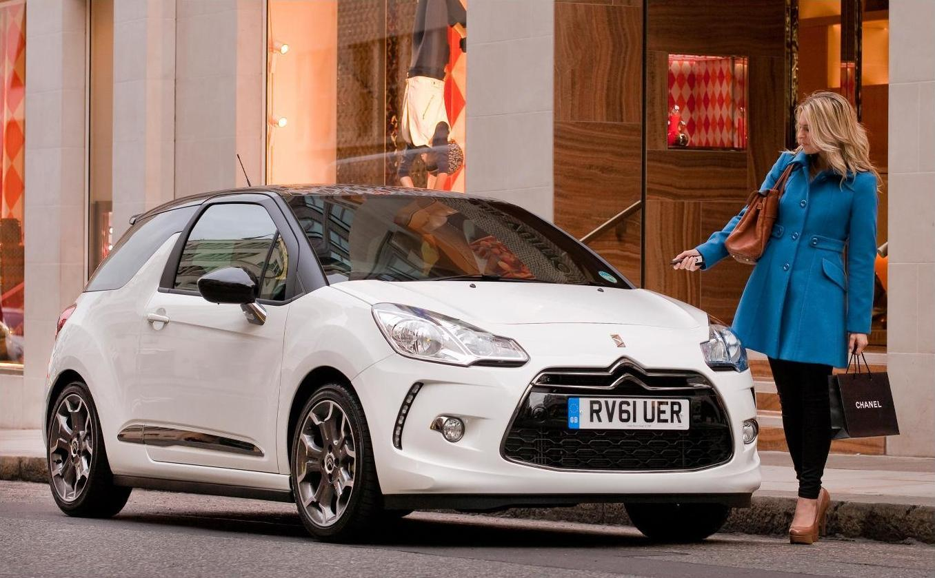 Citroen DS3 Ultra Prestige 4
