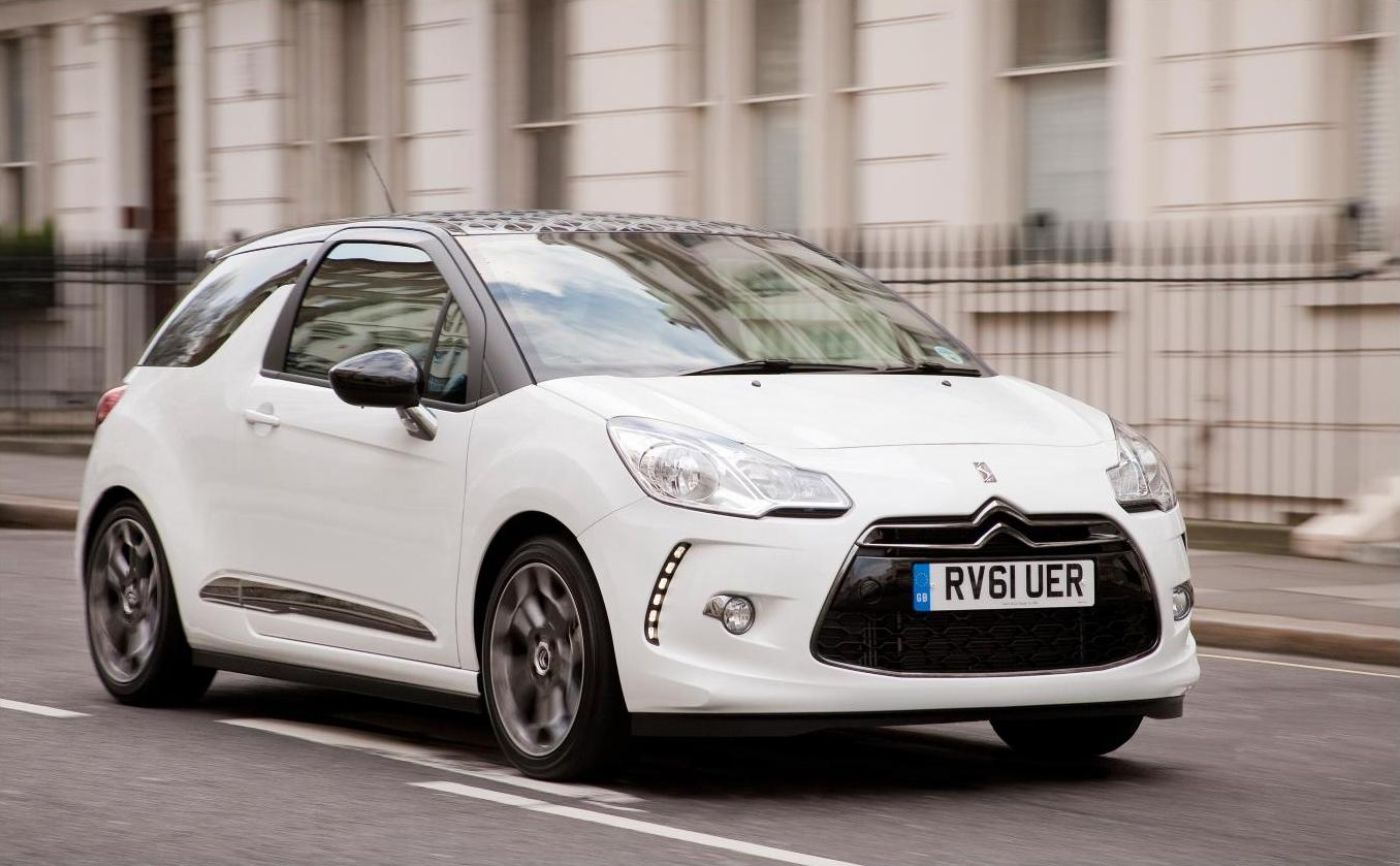 Citroen DS3 Ultra Prestige 6