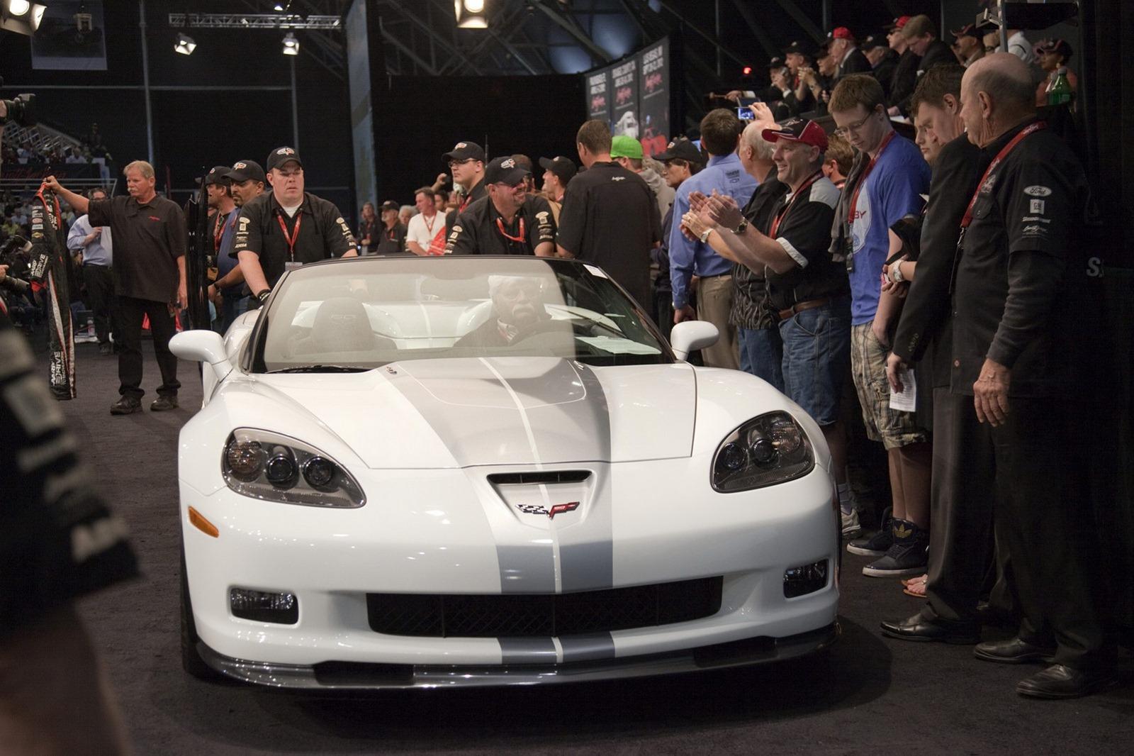 Corvette 427 Convertible 2013 Auction