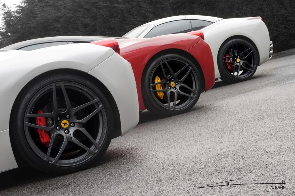 Ferrari 458 Italia A. Kahn Design 2