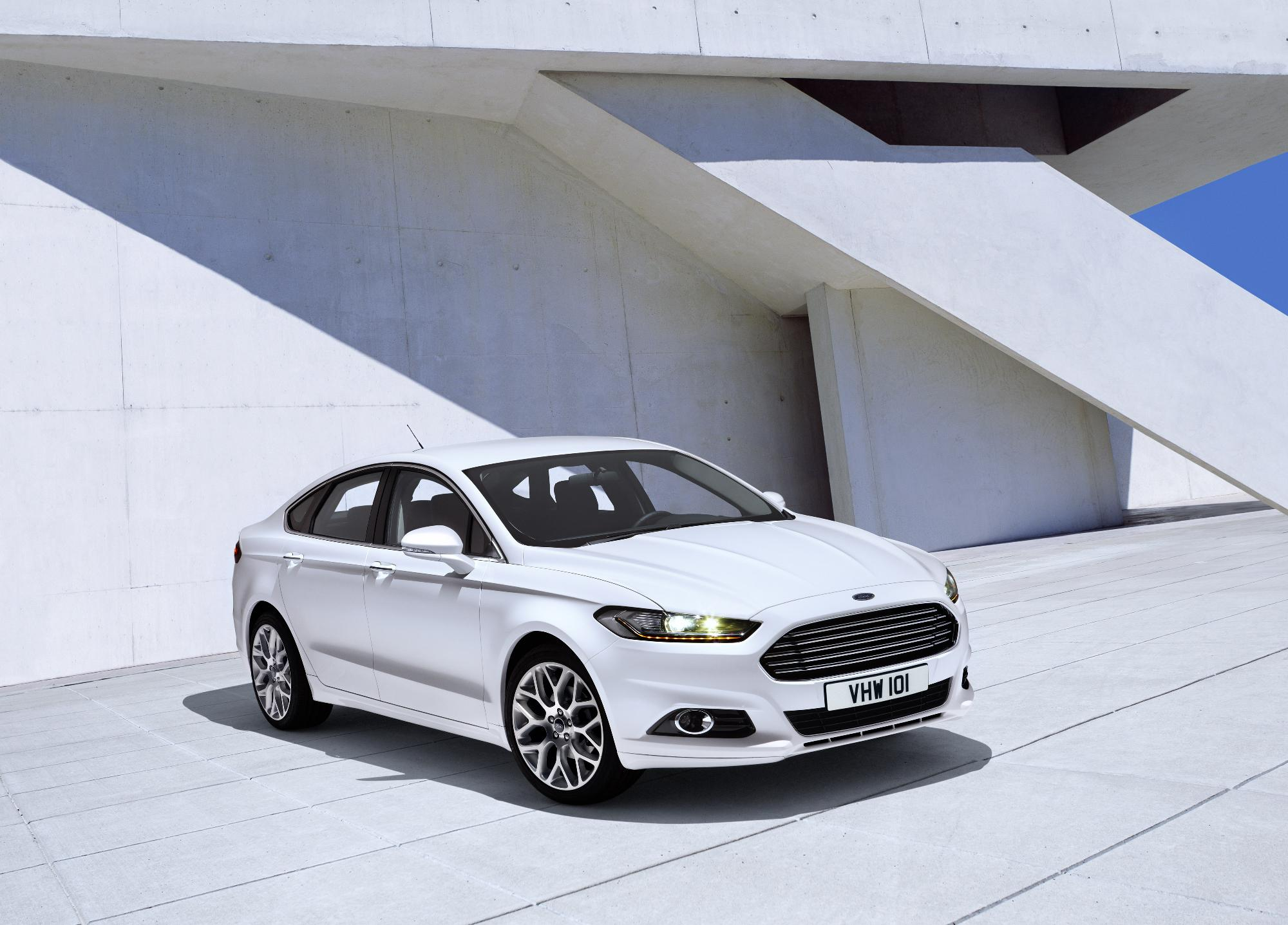Ford Mondeo 2013 2