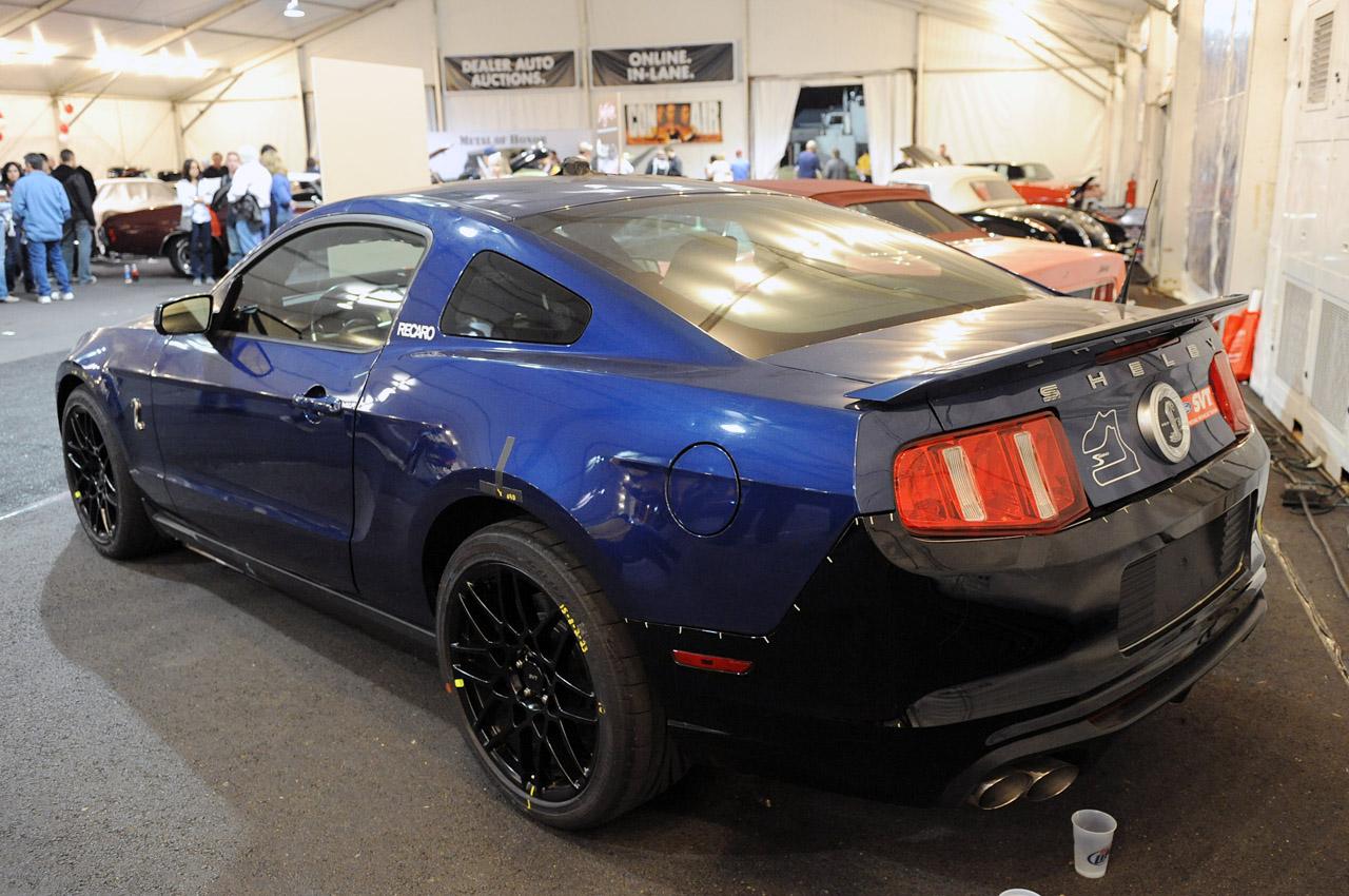 Ford Mustang GT500 2013 Mule 3