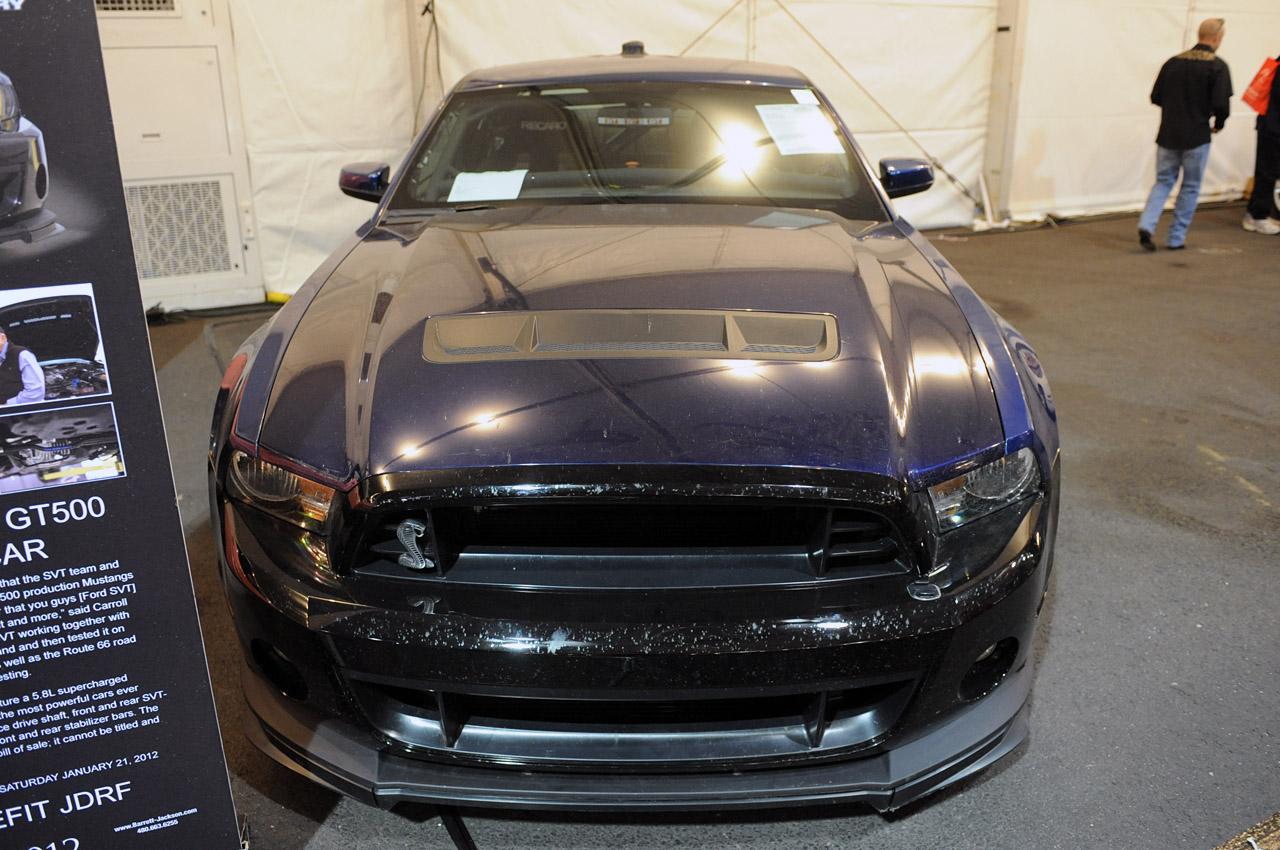 Ford Mustang GT500 2013 Mule