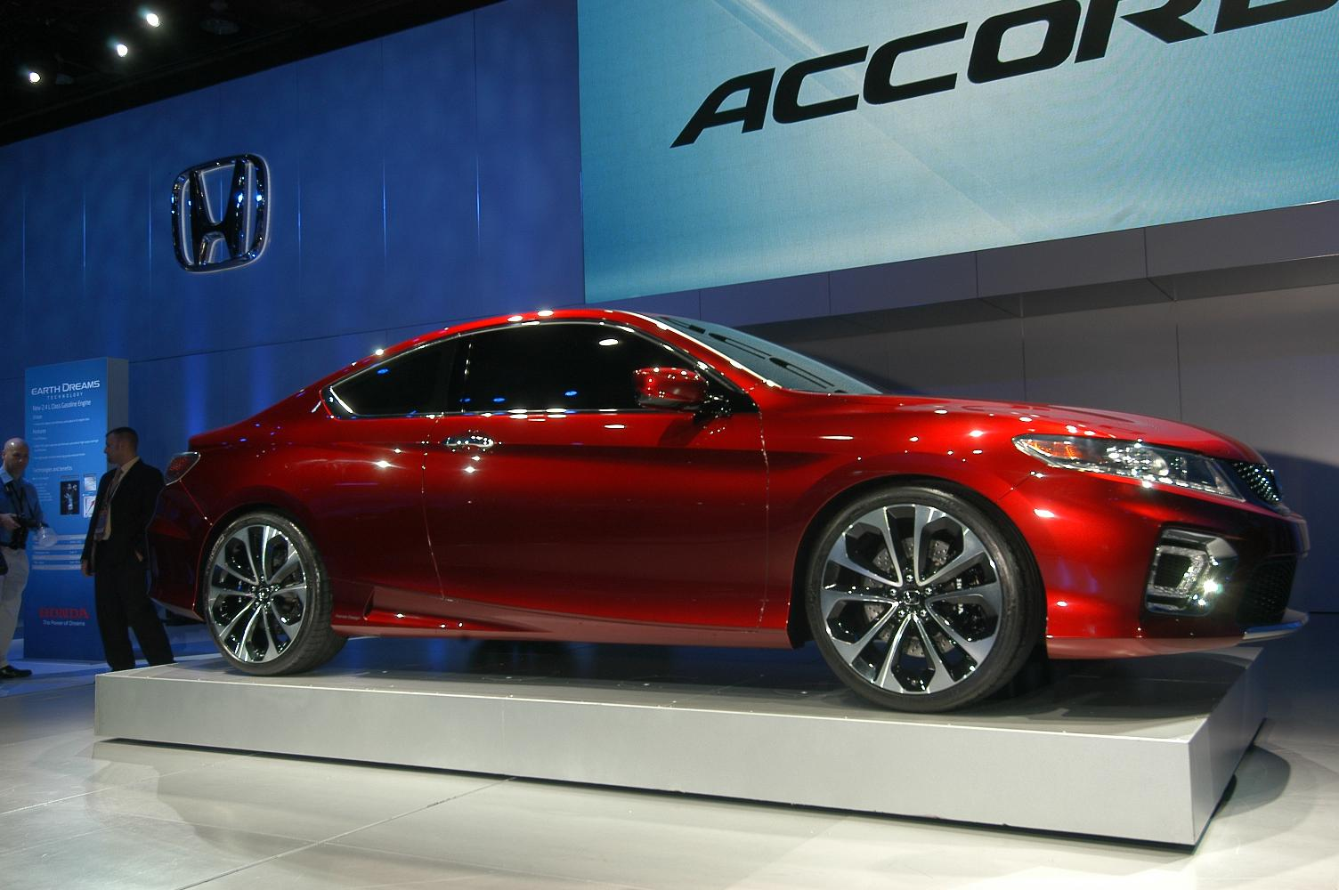 Honda Accord NAIAS 2012 2