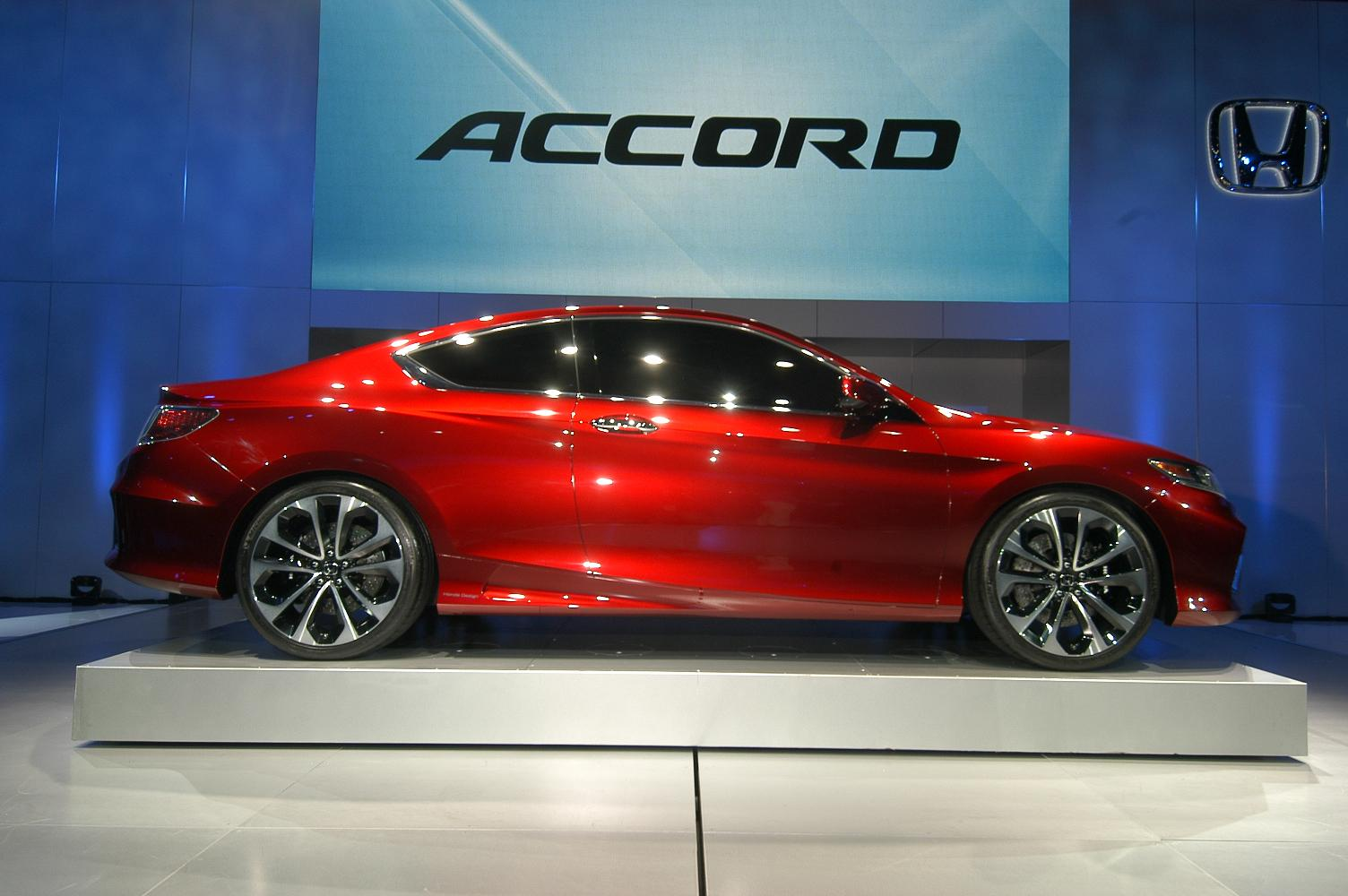Honda Accord NAIAS 2012 3