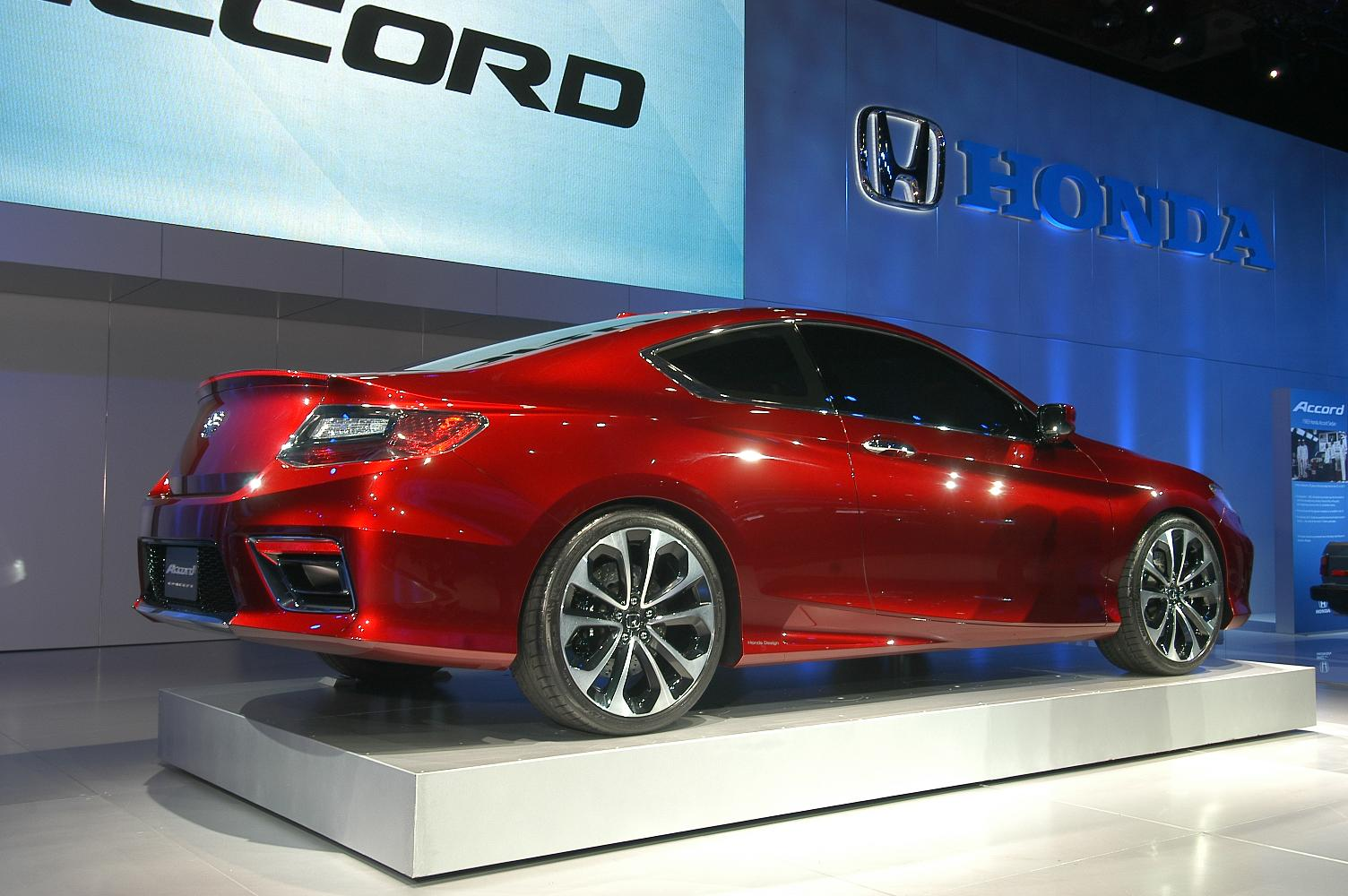 Honda Accord NAIAS 2012 4