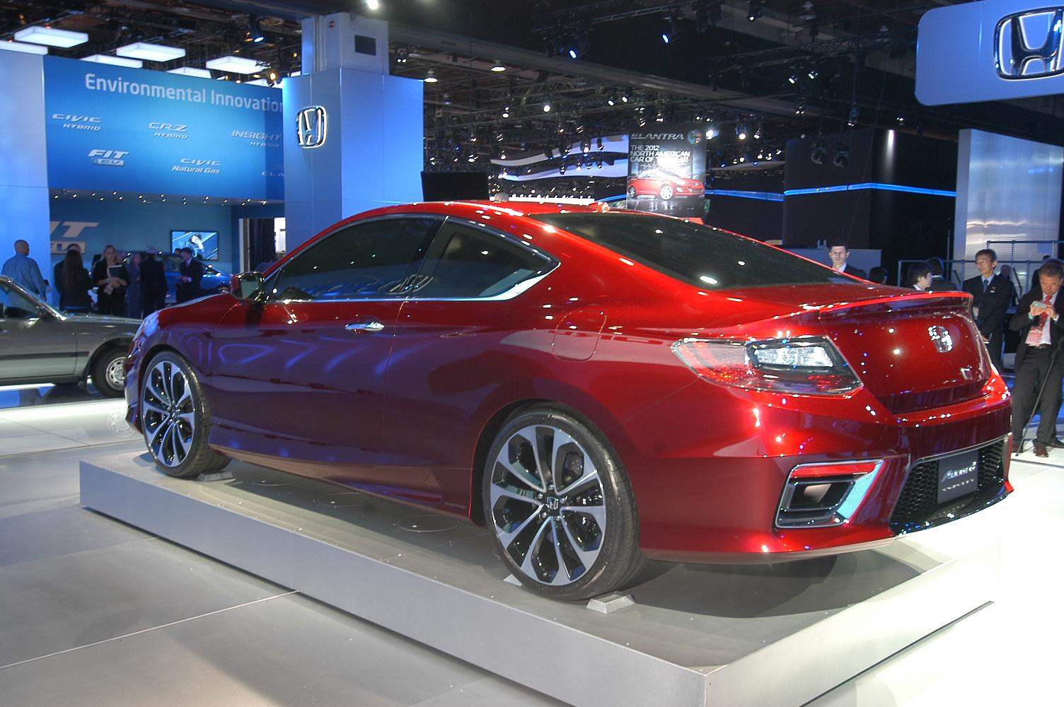 Honda Accord NAIAS 2012 5